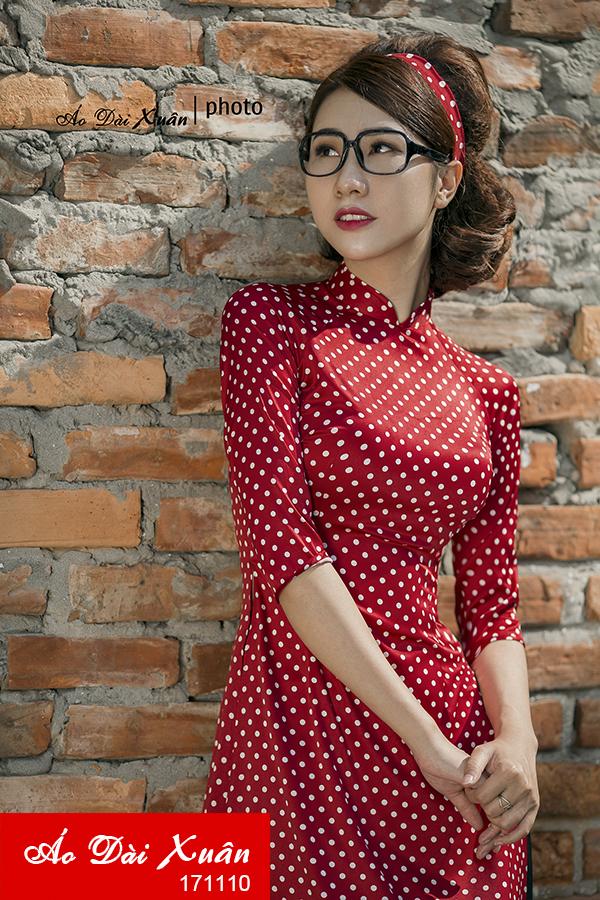 áo dài cô Ba Sài Gòn 171110